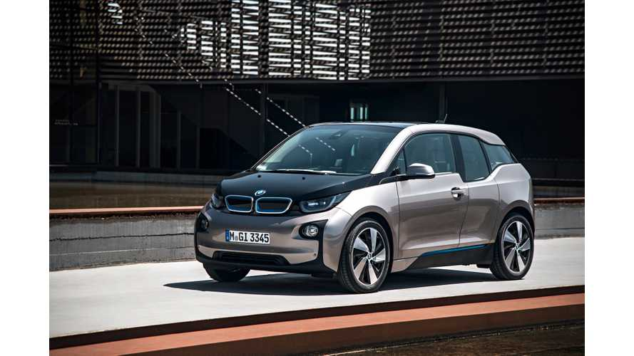 BMW i3 High Resolution Wallpaper / Image Gallery