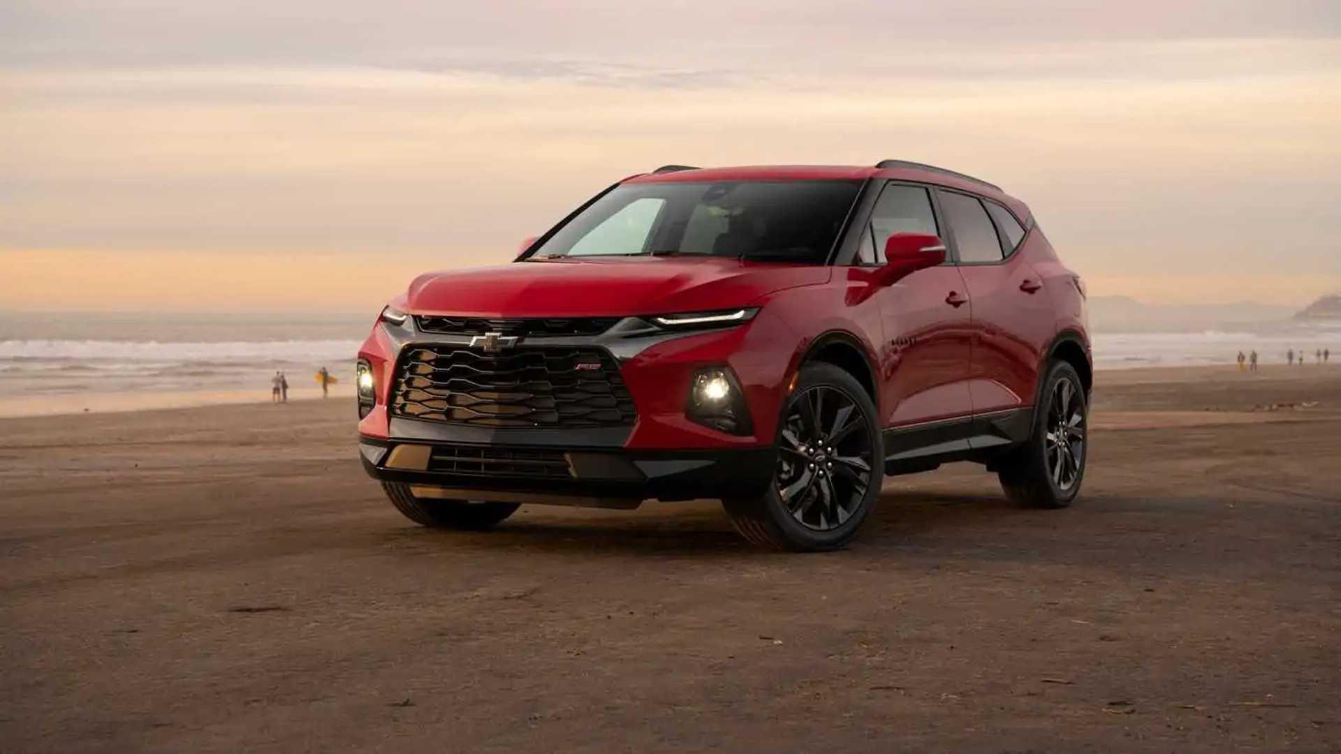 2019 Chevrolet Blazer RS First Drive: Don't Blaze Me, Bro!
