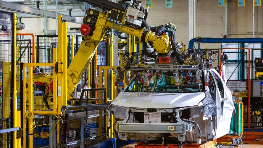 chevy bolt assembly orion factory