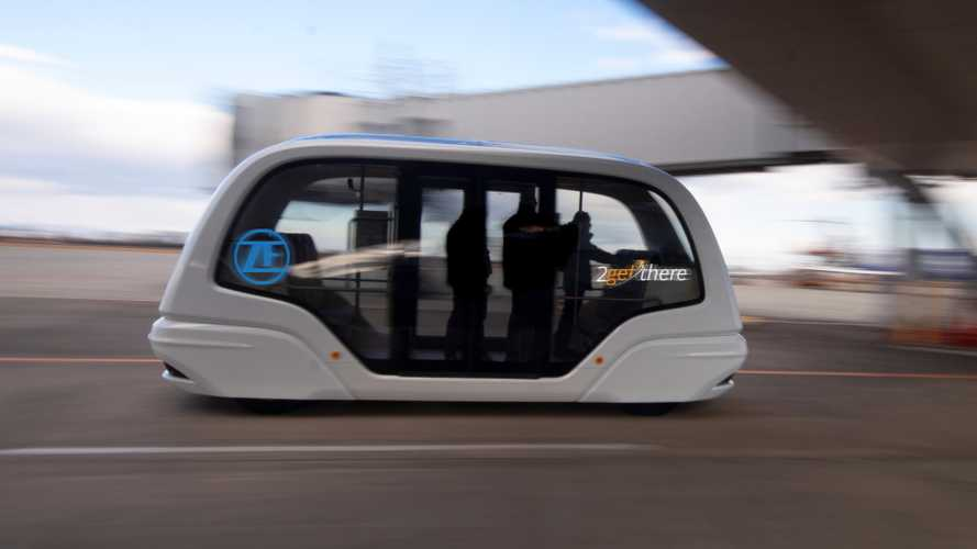 ZF adquire 2getthere que produz veículos de transportes elétricos e autônomos