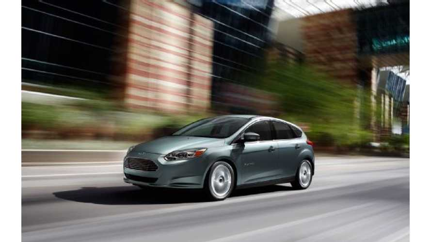 The Motor Trend Focus Electric Review