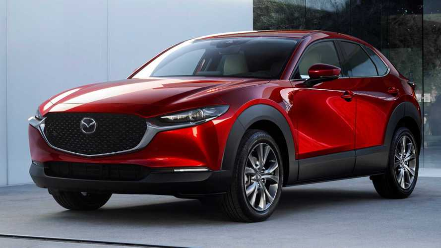 Mazda named CX-30 because CX-4 already exists