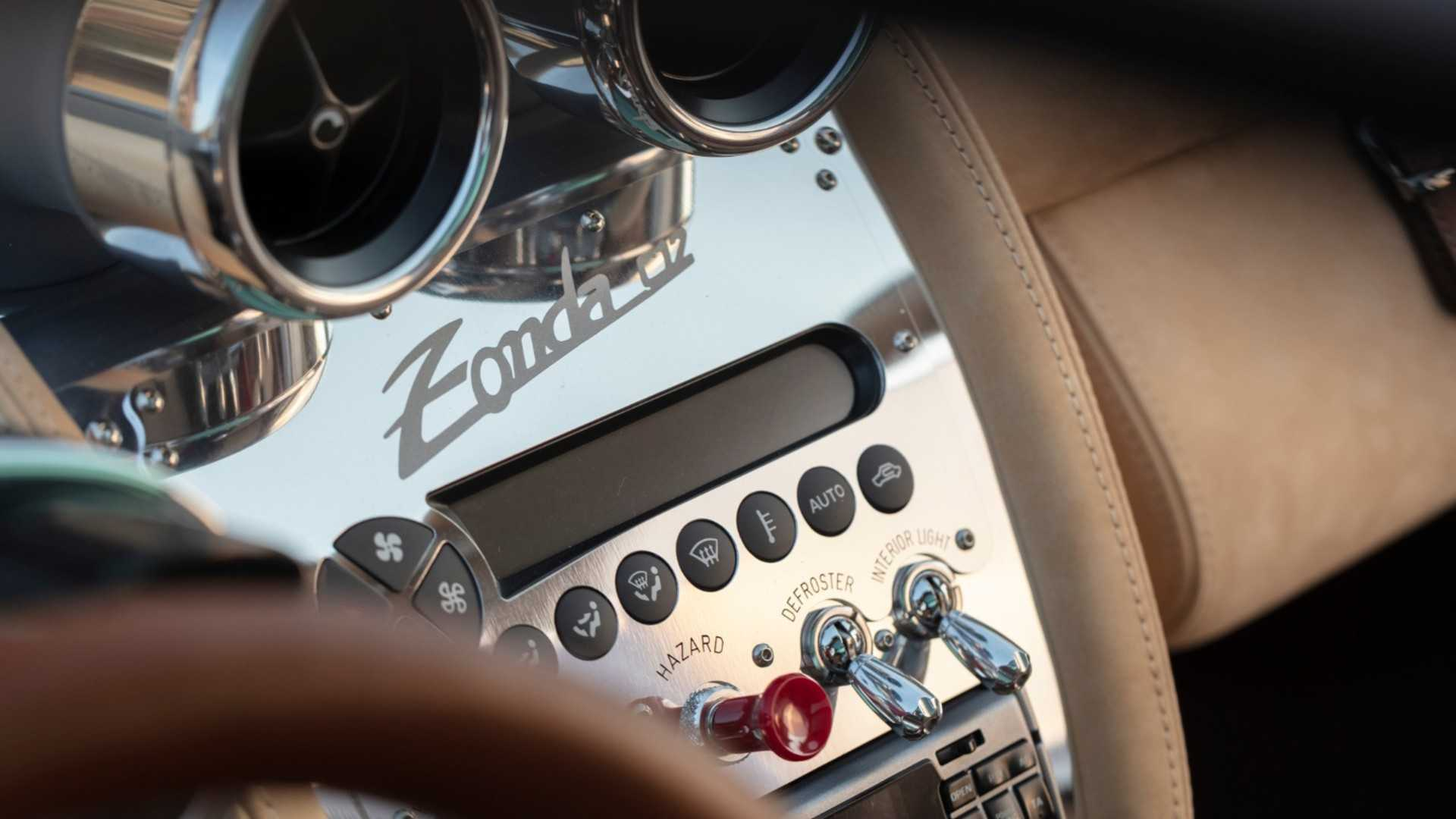 pagani restores first zonda for 20th anniversary | motorious