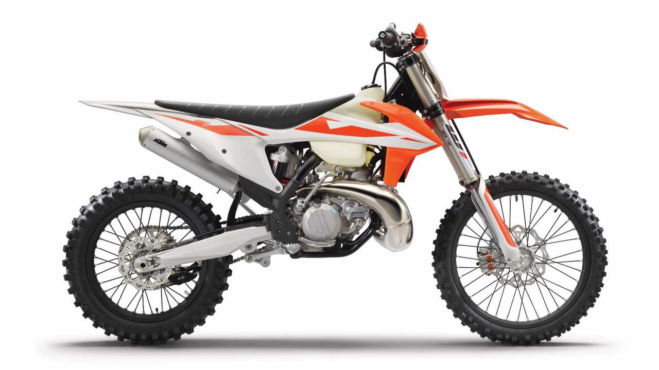 KTM 250 XC and 300 XC