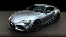 Toyota Supra TRD Concept 2019