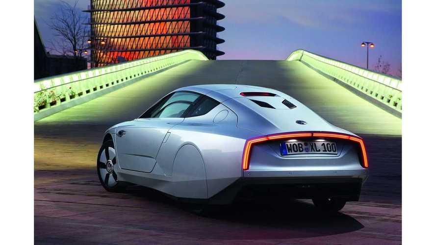 Ducati-Engined Volkswagen XL1 to Debut at 2014 Geneva Motor Show?