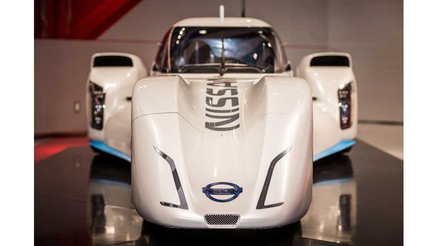 NISSAN ZEOD RC Gets Unveiled; Will Make Public Debut In Japan This Weekend (w/videos)