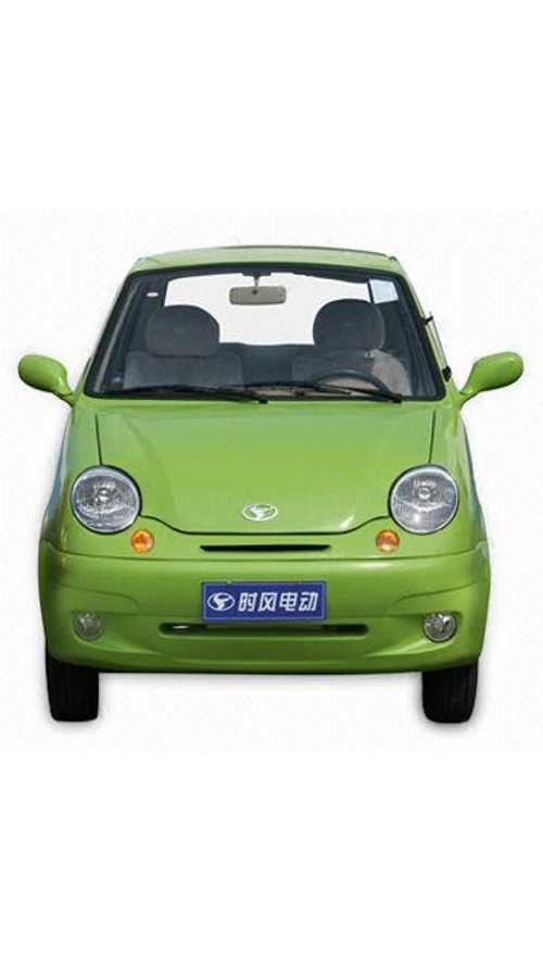 Low-Speed Electric Vehicles Becoming Increasingly Popular in China