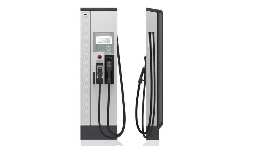 ABB Launches SAE Combo / CHAdeMO Terra 53 Fast Charger in US