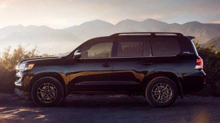 2020 Toyota Land Cruiser Heritage Edition Celebrates 60 Years