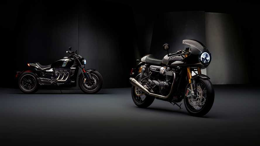 Triumph Launches Sexy Thruxton TFC And Hints At Future Rocket