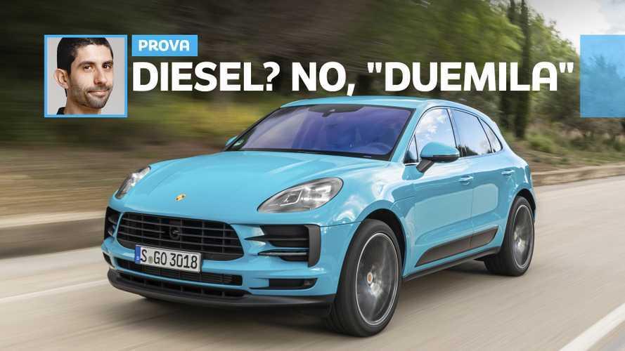 Nuova Porsche Macan: addio diesel, abbiamo guidato il benzina