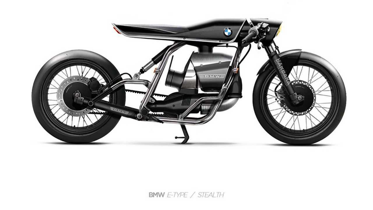 Dutch Designer Unveils Shocking Custom Bmw R80