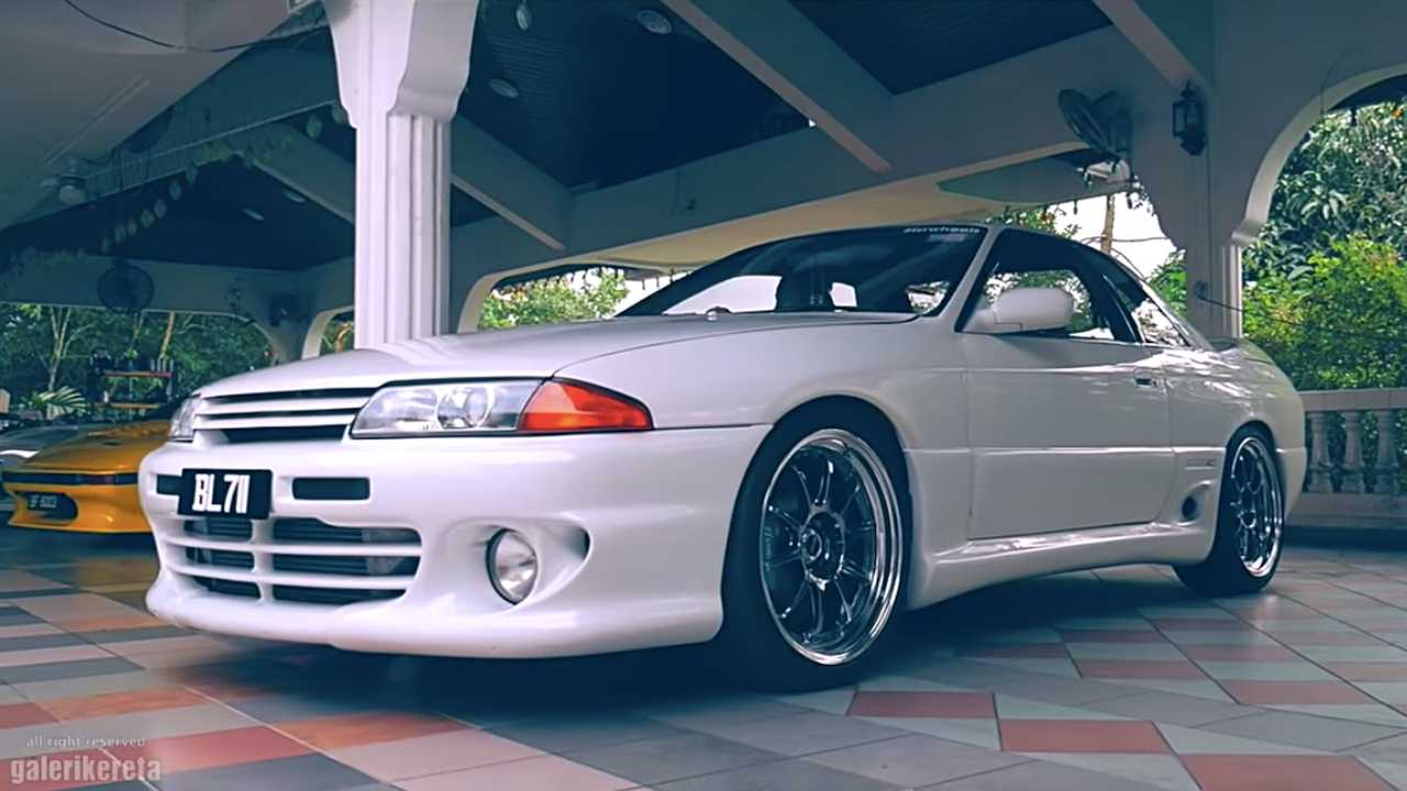 Nissan Skyline R32 HKS Zero-R Is Rarer Than Most Exotic Cars