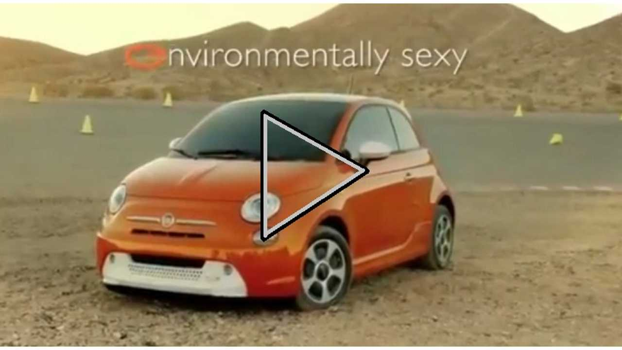 Video: Fiat 500e is a Charmer; Priced to Shock