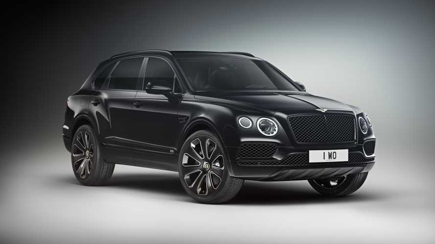 Bentley Bentayga V8 Design Series Adds Aesthetic Flavor Inside And Out