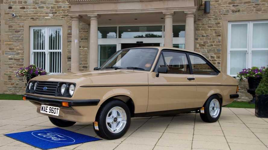 This 1979 Ford Escort MK2 RS2000 Costs £75k For Good Reason