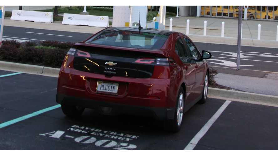 Just How Far Can A Chevrolet Volt Go On Electricity?  How About 81.8 Miles