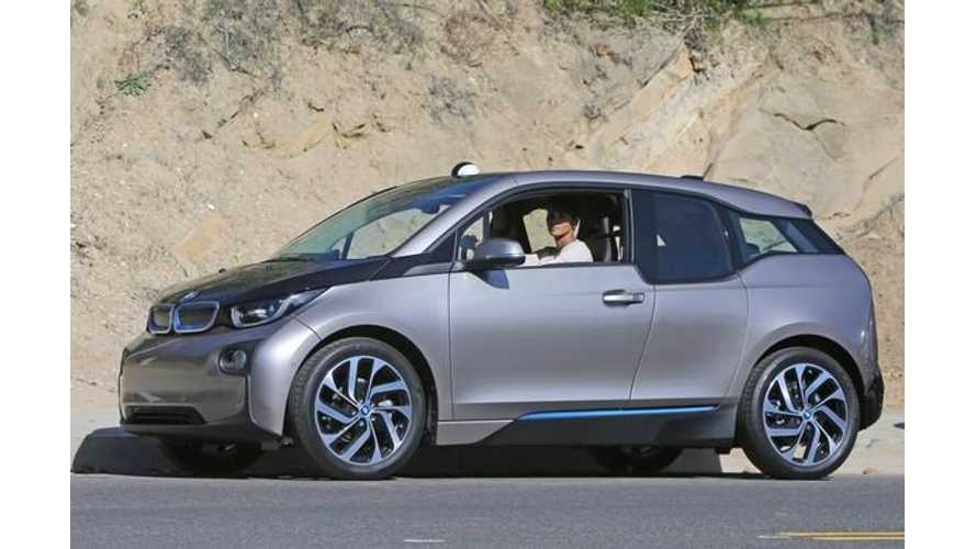 BMW i3, BMW i8 Star In Steven Spielberg's Extant Featuring Halle Berry