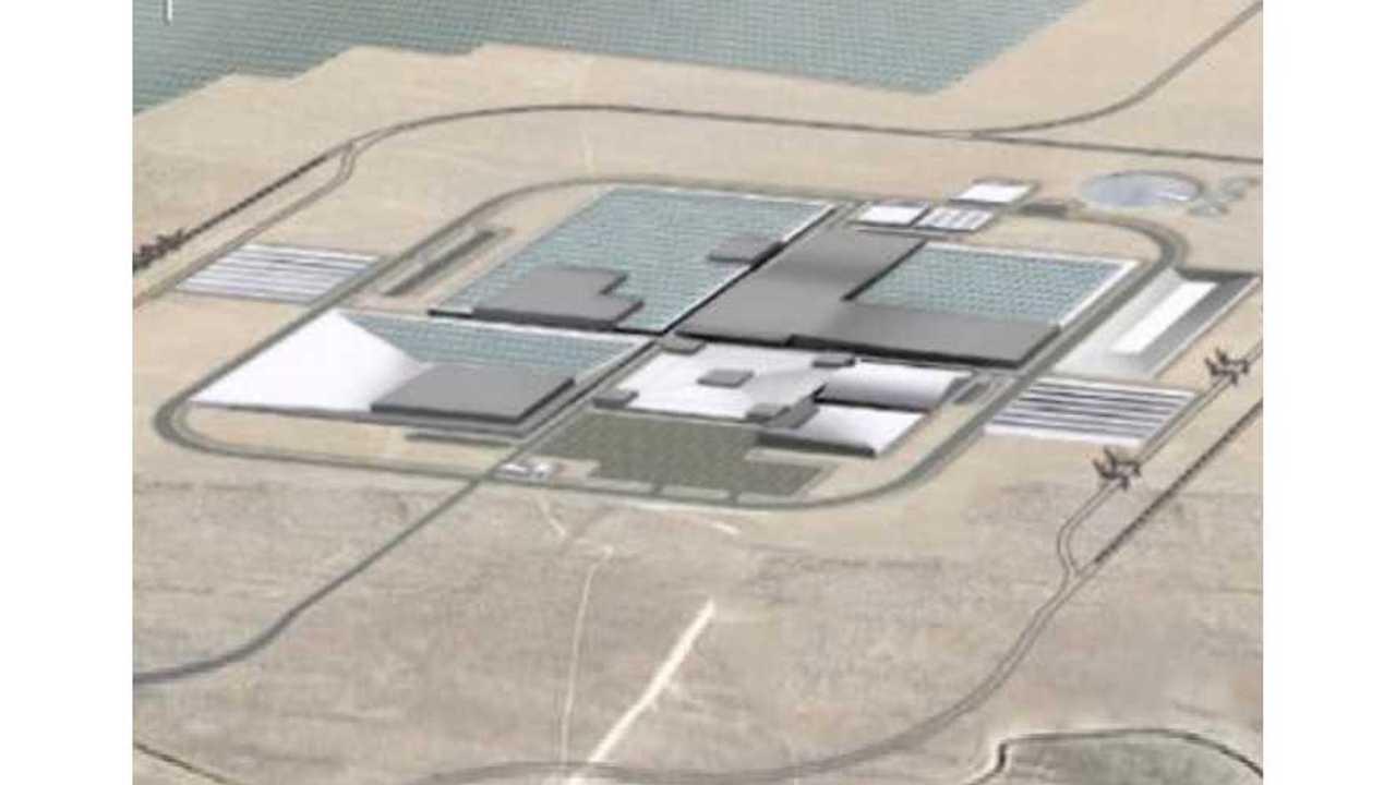 California Re-Enters Tesla Giga Factory Race With