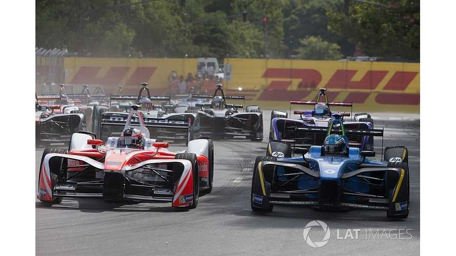 Formula E Tweaks Qualifying Lottery