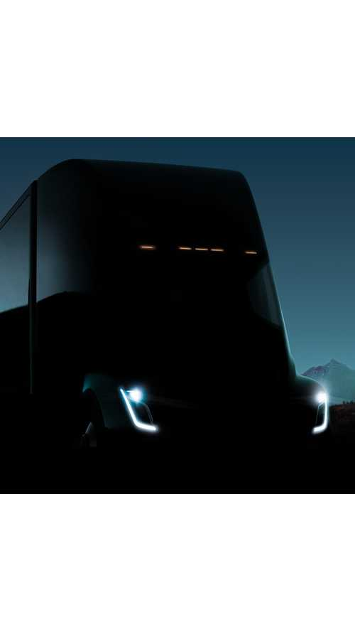 "Musk Tweets That Tesla Semi Will ""Blow Your Mind Clear Out Of Your Skull"""