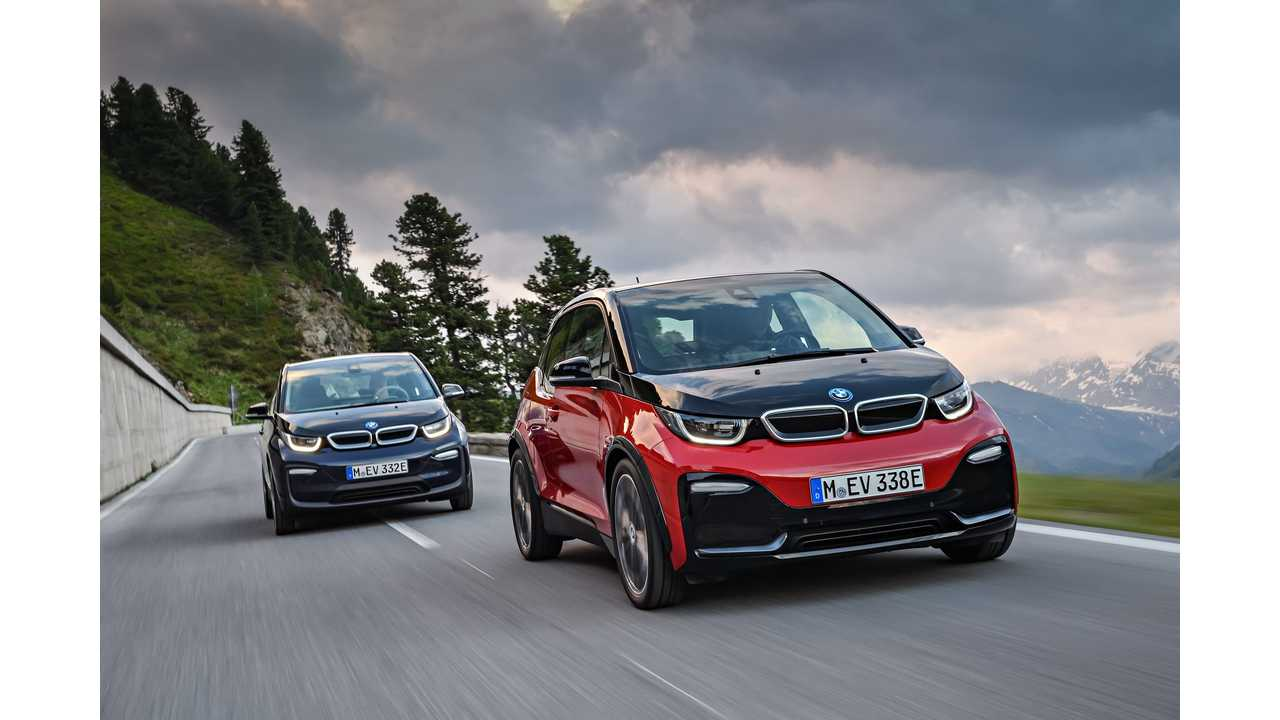BMW i3 With 120Ah Battery Coming In Late 2018