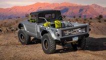 Jeep M-715 Five Quarter Concept