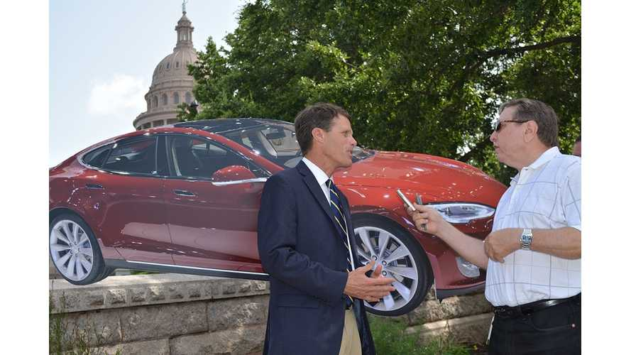 California State Senator Spurns Tesla, Calls For Limiting State Rebate To EVs $40,000 Or Less