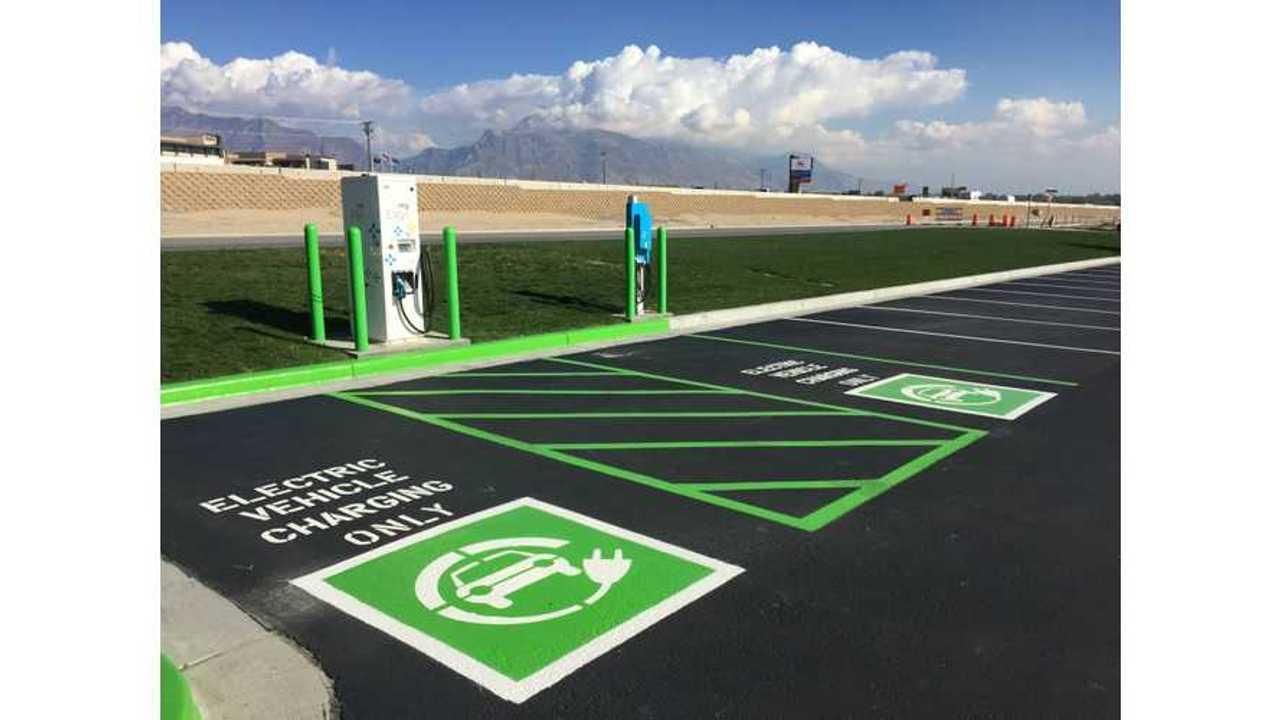 Six EVgo Freedom Stations Land In Salt Lake City Area