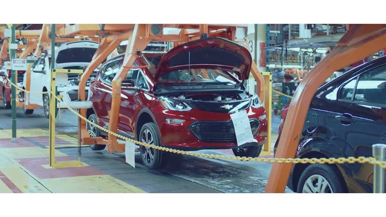 Chevrolet Bolt Production To Double After Extended Factory Shutdown?