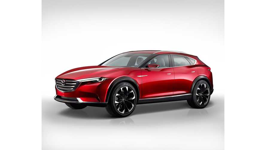 Mazda Skyactiv-X To Add Plug-In Variant In 2021, Makes Asinine Claim On Efficiency
