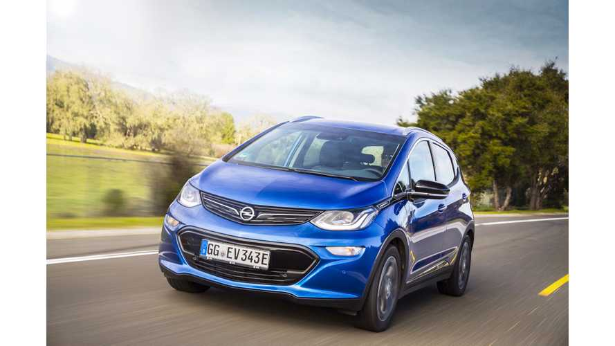 Opel Lowers Ampera-e Prices As Electric Car Nears Retirement