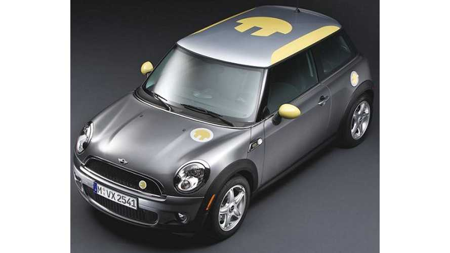 Frankfurt-Bound Concept Will Preview Upcoming Electric MINI
