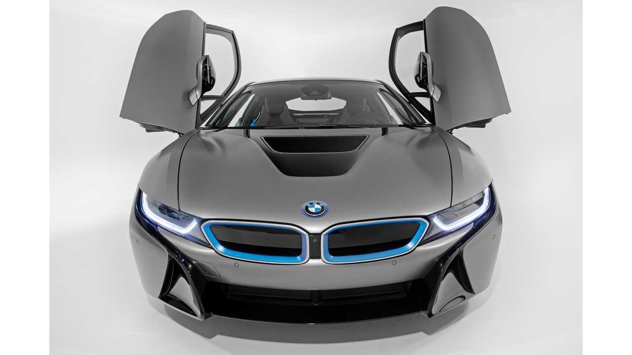 2015 BMW i8 Pebble Beach Concours d'Elegance Edition