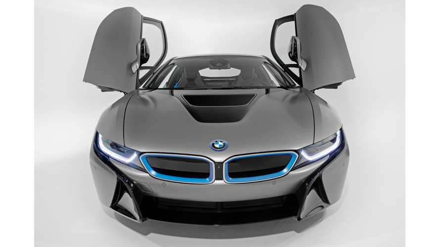More Images Of BMW i8 Concours d´Elegance Edition in Frozen Grey