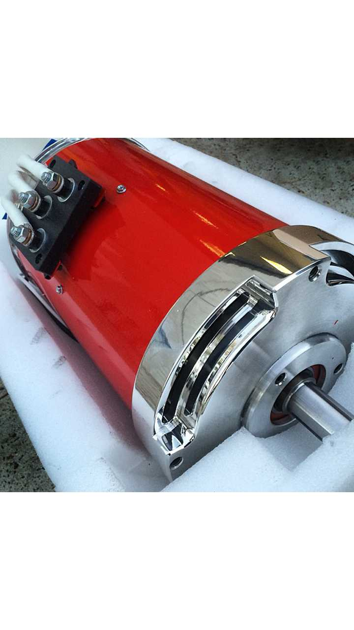 A Very Pretty Custom 3 Phase Ac Induction Motor From Href