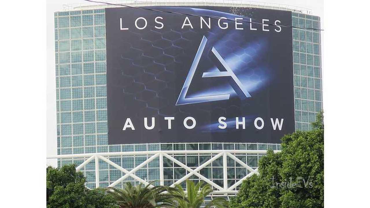 2014 LA Auto Show - Plug-In Vehicle Round-Up