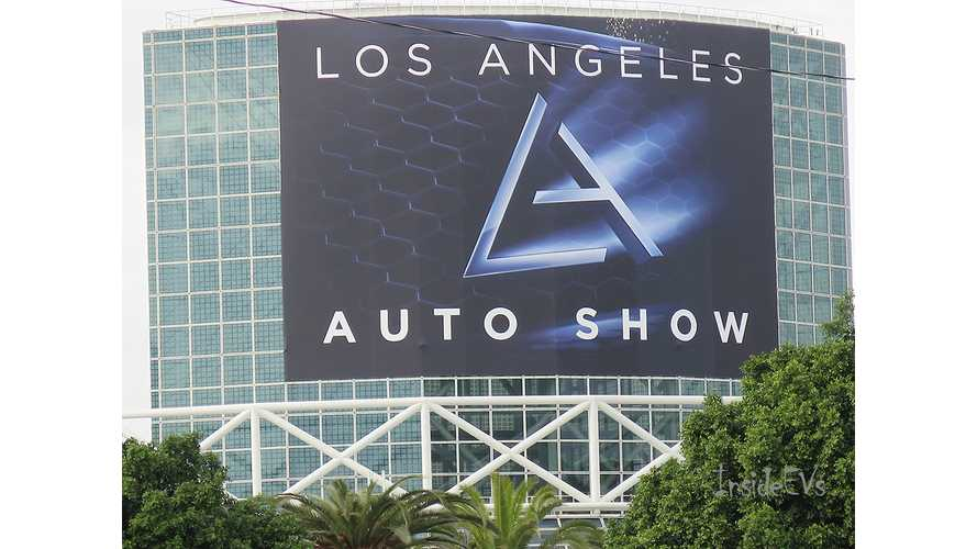 2014 LA Auto Show - Plug-In Vehicle Round-Up