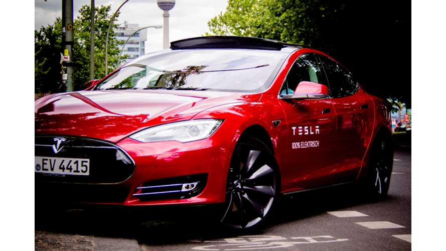 ECO14 - Tesla Sales Manager Germany & Austria Discusses Model S - 22-Minute Video