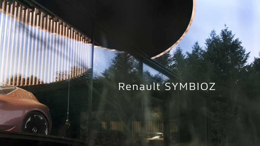 SYMBIOZ EV To Represents Renault's Vision Of The Future Of Mobility - Video