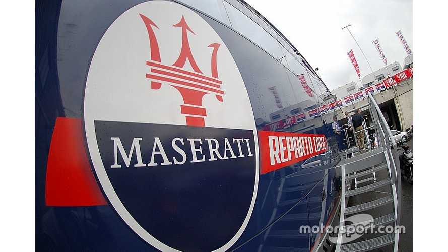 Maserati Might Join Formula E