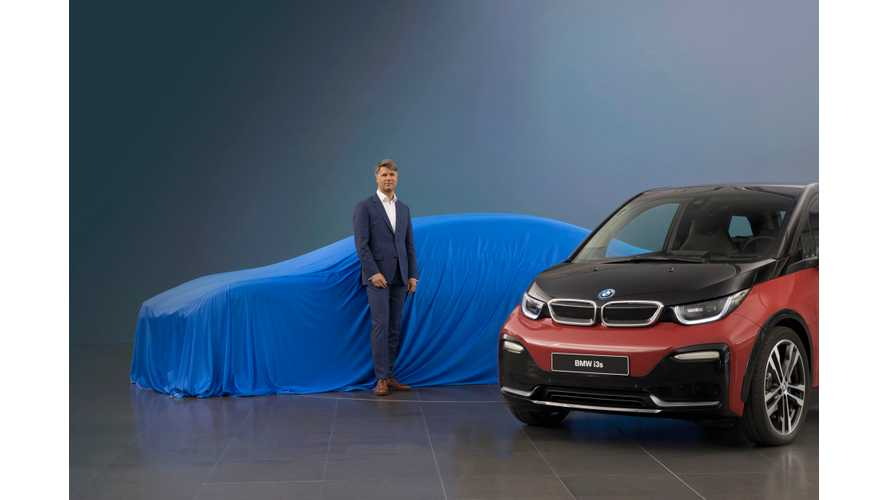 BMW: 25 Electrified Models To Arrive By 2025, 12 Of Which Will Be Fully Electric