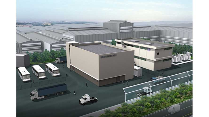 Hyundai Electric Secures Order For 150-MW Energy Storage System, Will Surpass Tesla As World's Largest