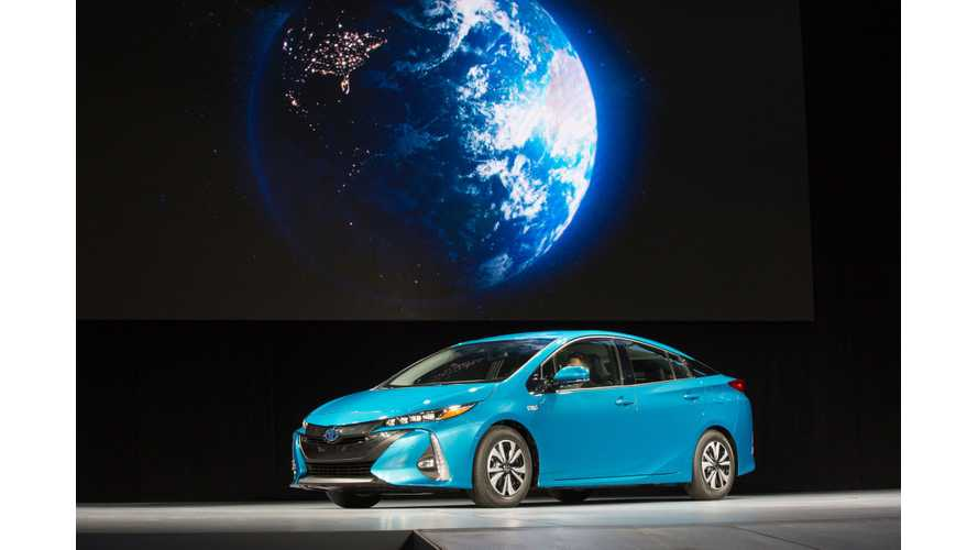 Forbes Wonders...Will New Toyota Prius Prime Draw Potential Tesla Model 3 Buyers?