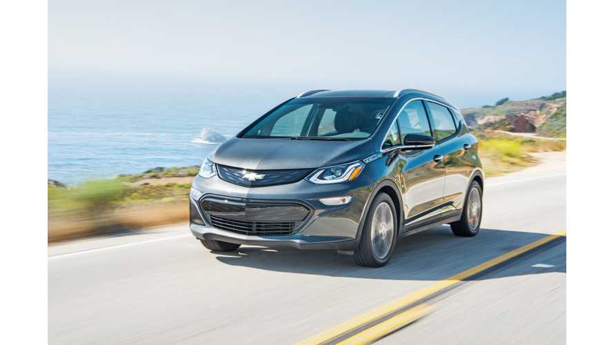BMWBLOG Test Drives Chevrolet Bolt