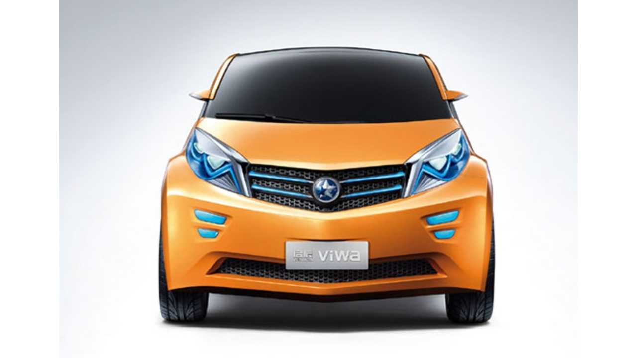 Nissan-Dongfeng To Introduce Cheaper Electric Car In China