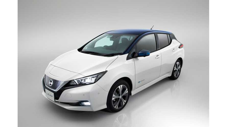 2018 Nissan LEAF: First Review And Test Drive From Japan - Video
