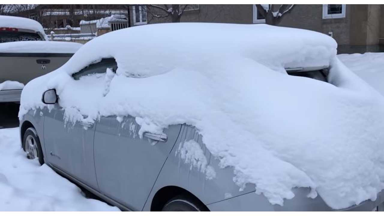 Cold Weather Electric Car Tips: Maximize Your EV For Winter