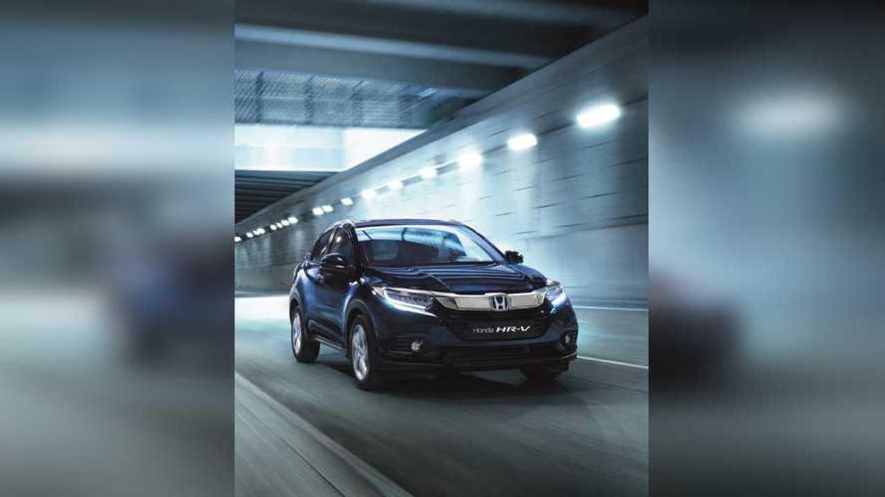 Makyajlı 2019 Honda HR-V Basın Görselleri